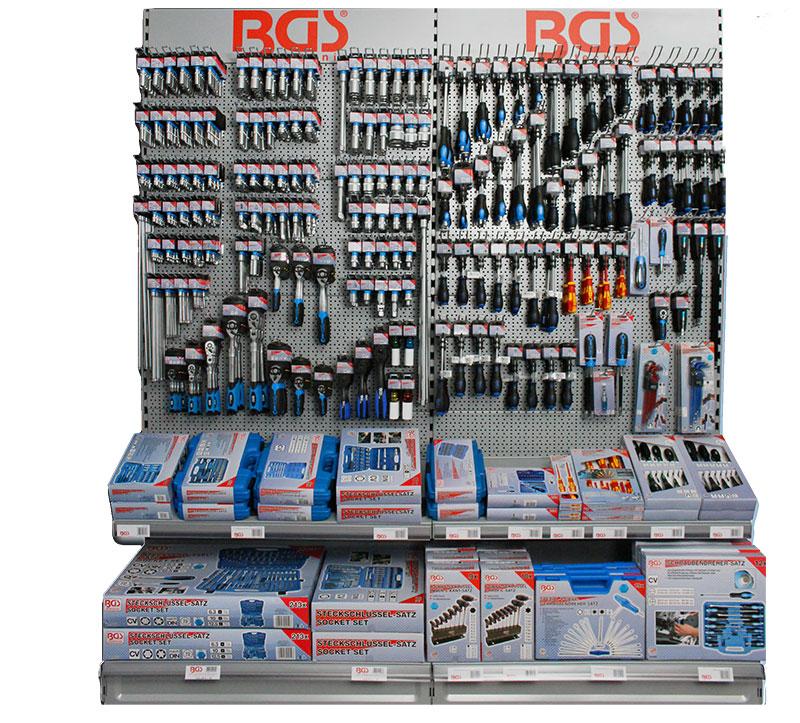 Een ruime keuze BGS gereedschap uit eigen voorraad leverbaar bij Tool Com bv