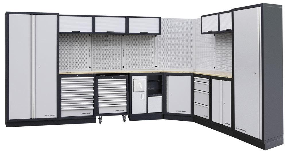 Kraftwerk werkplaats systeem Mobilio 3964