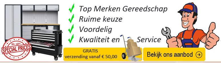 Special gereedschap Gereedchapland.nl