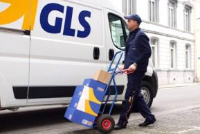 Wij maken gebruik van vervoerder GLS