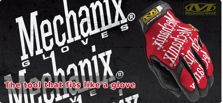 Mechanix handschoenen: Gereedschap dat past als een handschoen.