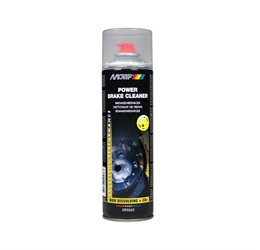 Power brake cleaner