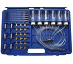 Common Rail meter set, met 24 adapters